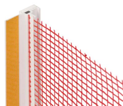 Baumit Perfil de conexión para ventana Básico (FensteranschlussProfil Basic)