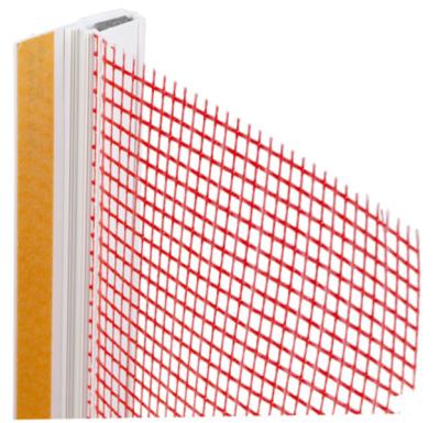 Perfil de conexión con ventana flexible (FensteranschlussProfil Flexibel)