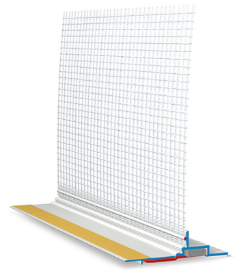 Perfil de conexión para ventana PURFIX (FensteranschlussProfil PURFIX)