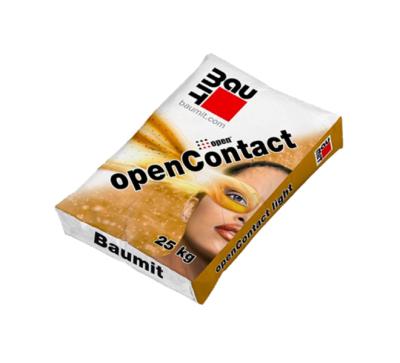 Baumit openContact (Mortero transpirable)