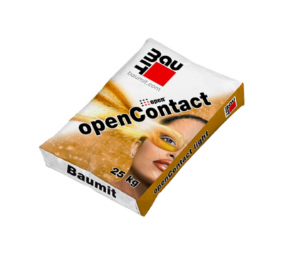 Baumit openContact (Mortero transpirable)