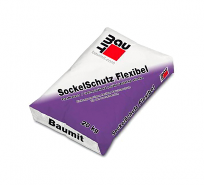 Baumit FlexProtect (Mortero zócalos)