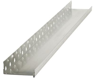 Baumit Perfil de arranque de aluminio (SockelProfil)